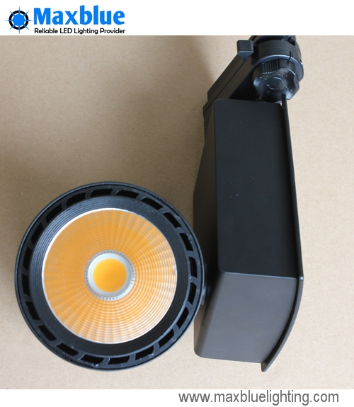 30W CREE COB LED Track light for cloth store lighting