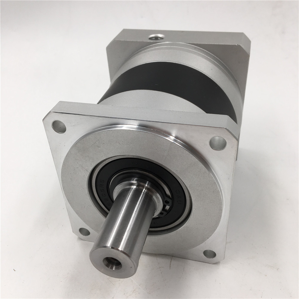 Planetary Reducer 36mm Diameter Square Flange With Step Brushless Bracket Sk10 Untuk Shaft 10mm Vertical 351 Servo Gearbox 20mm Input 6000rpm Max Speed 10arcmin 210nm For