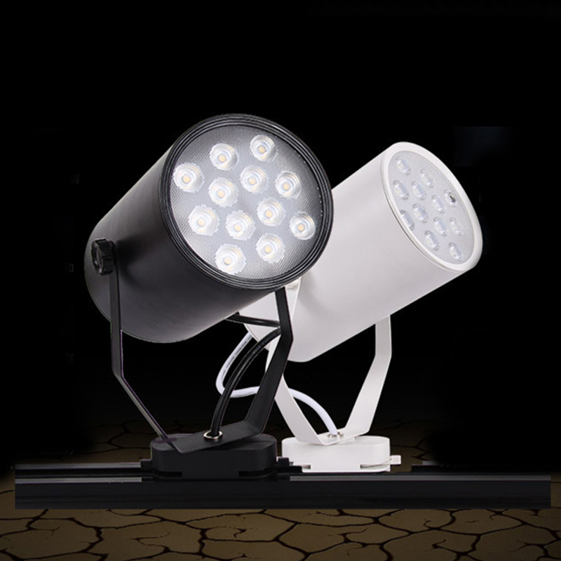 CMJ GDD 3W / 7W LED Track Light Spot Light Shop Exhibition Fixture Lighting