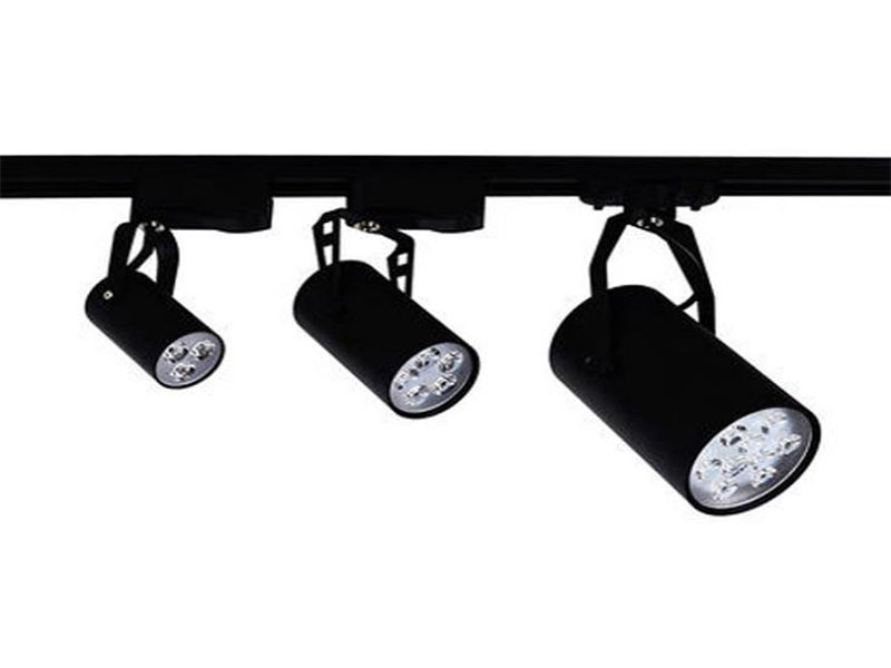 LED Track Light 3W 5W 7W Ceiling Rail lights For Pendant Kitchen Clothes Shop Shoes Store LED Lamps Spot Lighting