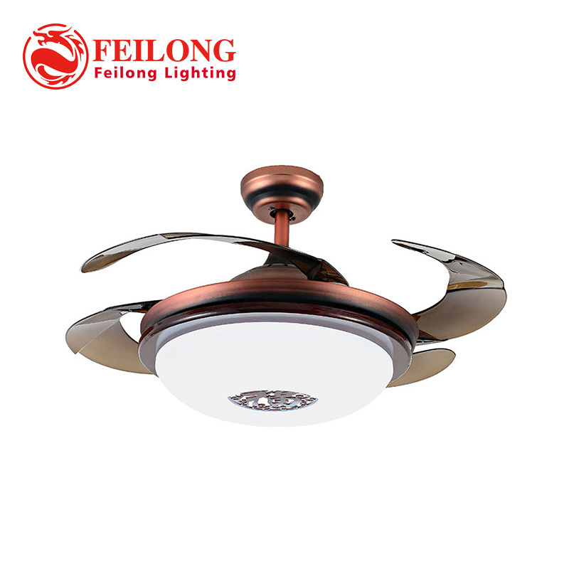 Ac Traditional Chinese Tradotional Ceiling Fan Light Hidden Blades With Led Light Set Specifications Price Quotation Ecvv Industrial Products