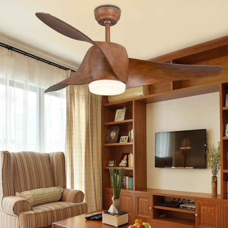 Retro decorative ceiling fan Vintage ceiling fans light ventilateur plafond sans lumiere ventilador de techo moderna