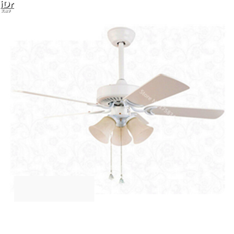 Minimalist dining room den bedroom living room wall fan with light 42-inch Kiba control section Ceiling Fans  Rmy-0223