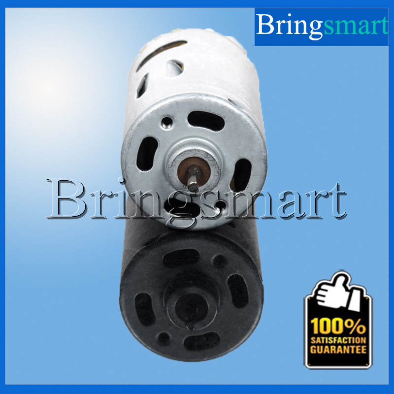 Wholesale  For Common Use 550 Motor 18V Micro Motor 22000rpm Dc Motor Reversed 18V Electric Engine Cooling Fan Inside