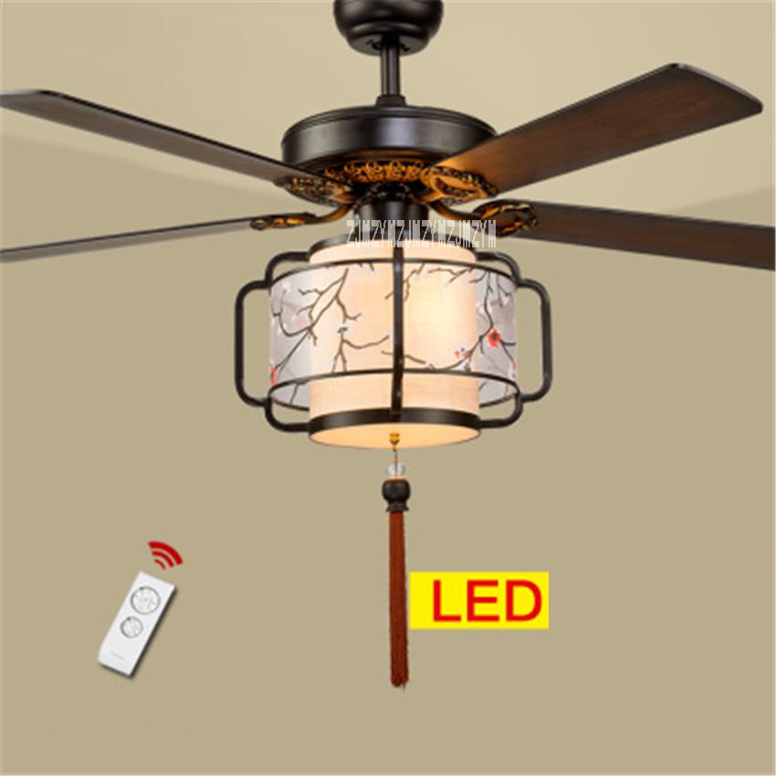 Hs030 Ceiling Fan Lights Remote Control Living Room Bedroom Lights 5