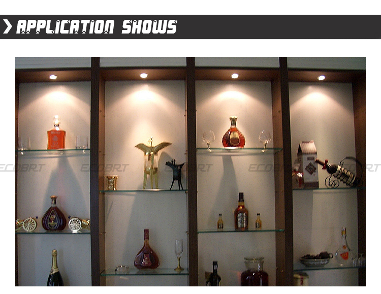 Wholes Industrial Furniture 12v, Display Cabinet Lighting Ideas