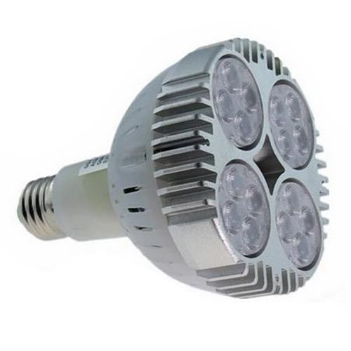 lampholy E27 45W PAR30 LED Light White