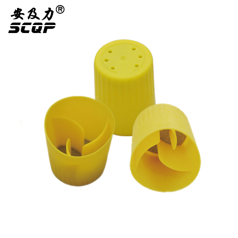 18-32MM Rebar Safety Caps Reinforced Steel Bar Standard Plastic Construction Protective Cap For Cable Wire Thread Cover Steel