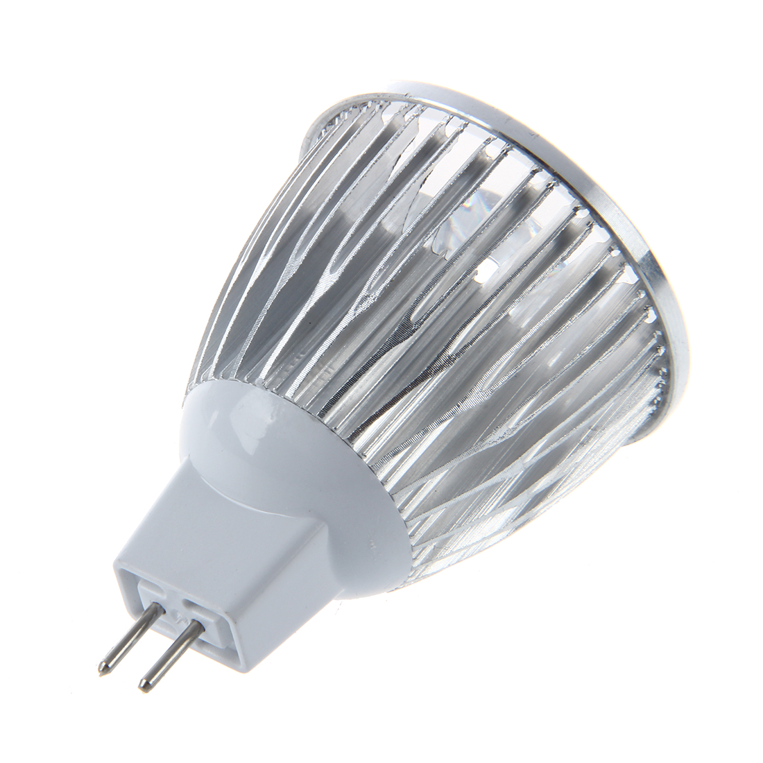 6W MR16 GU5.3 Warm White 3 LED Light Lamp Bulb Spotlight High Power FOR Recessed & Under Cabinet Lighting Bulb