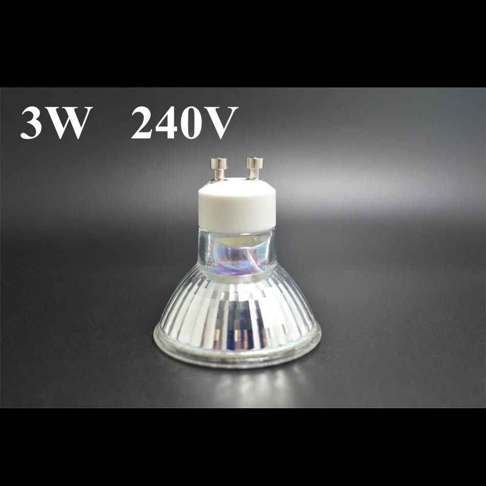 led spotlight 3W  cold white and warm white avaliable. LED bulb gu10 led replace halogen bulb for home lighting kitchen lighting