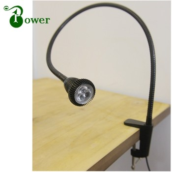 wood work bench led clamp lamp 1
