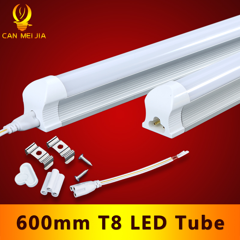Suer Bright Power Led T8 Tube 600mm 900mm 1200mm  Led Tube Lamp 2ft 3ft 4ft 9W 10W 13W 14W 18W 20W 110V 220V For indoor Lighting