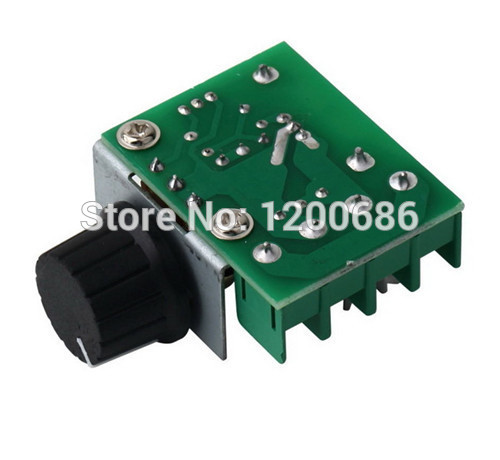 2015 hot-selling 220V 2000W SCR Voltage Regulator Motor Thermostat Speed Controller