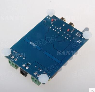TDA7498 amplifier board power amplifier board digital two