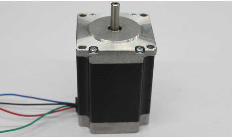 High efficiency 57BYG76 ,3.9V 2phase 1.8 degree  torque 1.8N.m stepper motor