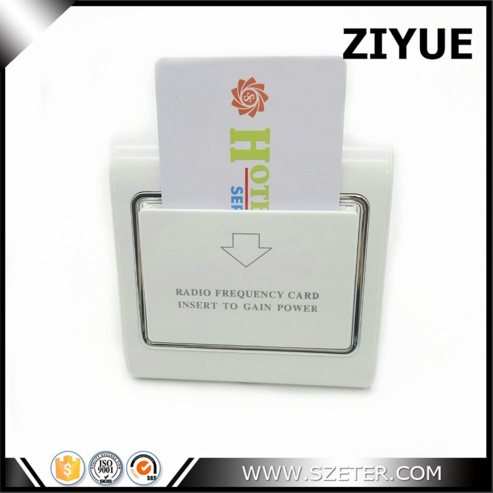 Hotel High Frequncy Card Energy Saver Switch Supplier Hotel Switch
