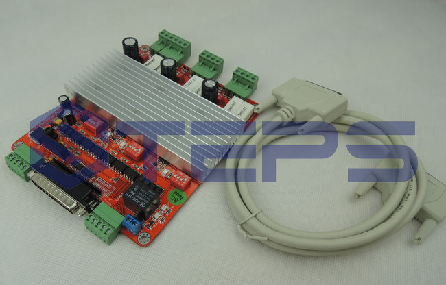 Quality Assurance CNC 3 Axis Controller TB6560 3.5A Stepper Motor Driver Board For Mach3 Factory outlets