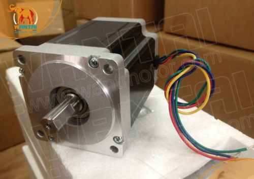 CNC kit-3Axis Nema 34 Stepper Motor,892OZ-In 85BYGH450D-007B,dual shaft &Driver DQ860MA&Power&Breakout board