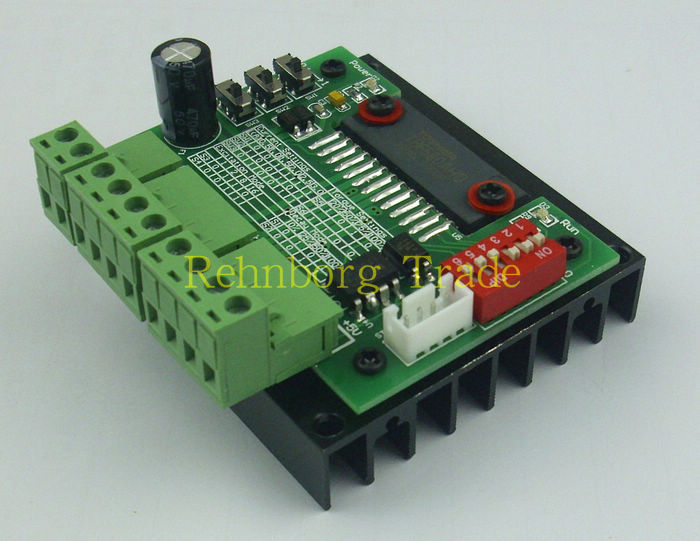 CNC TB6560 Single 1 axis 3.5A stepping motor driver controller