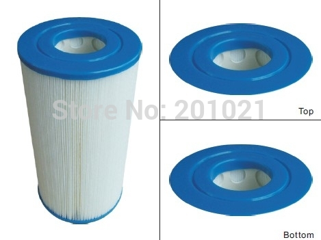 PRB351N3 / C-4335 Hot tub filter for Arcadia spa & pool size Length 235mm x Diameter 125mm x Top & bottom hole 55mm