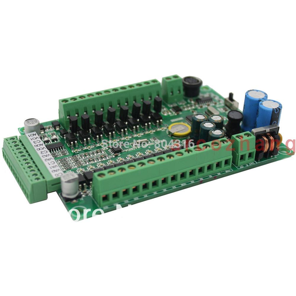 FX1S EX1S Clock Modbus RS485 20MT 4AD 2DA 12 input 8 output with