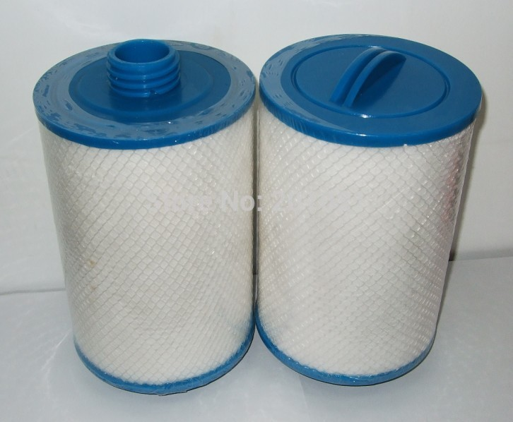 Filter spa RD800 - 2150 Denicor Arcadia hot tub filter  Top: handle Meltblown Cartridge 1 '' 1/2 38MM SAE  Thread