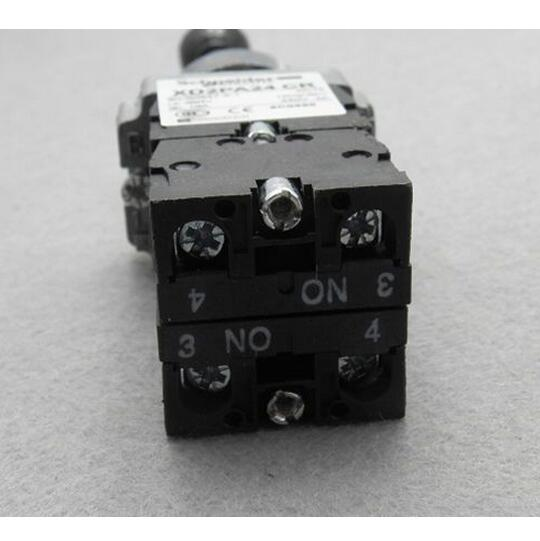 XD2PA24CR 4 Position 4NO Spring Return Wobble Joystick Switch For Boat Conveyor X24