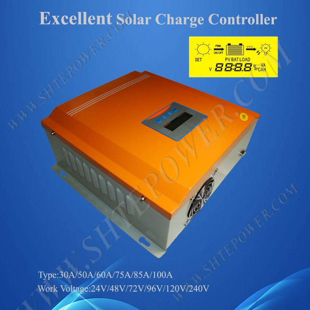 48v 60a solar charge control 60a regulator