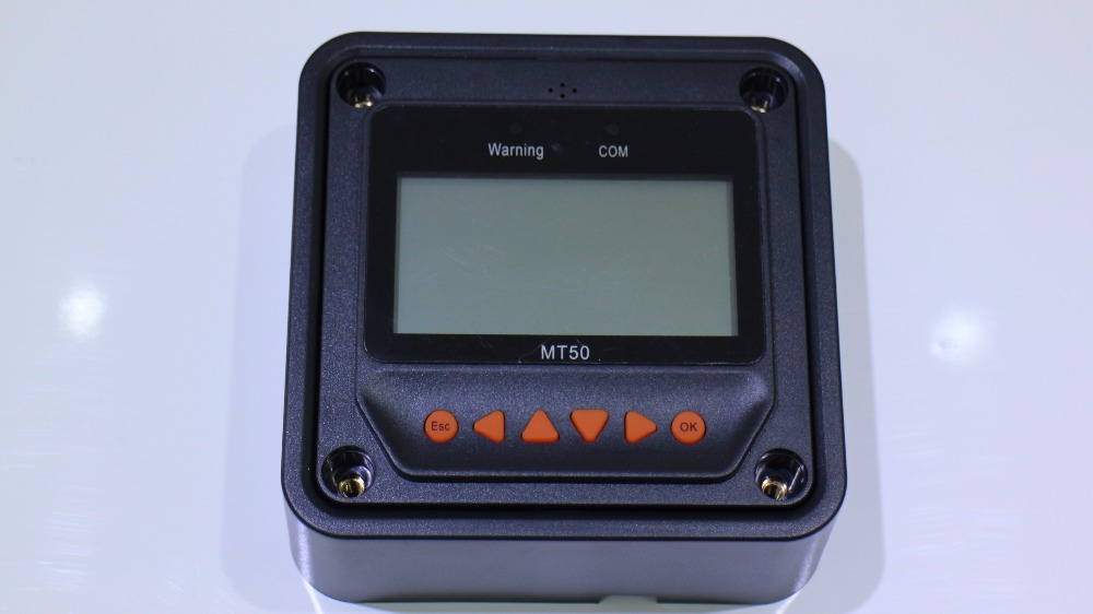 20A MPPT Solar Charge Controller Intelligent Lighting Timer Control TRACER2215BN Remote Meter MT-50 TRACER 2215BN MT50 EP Solar