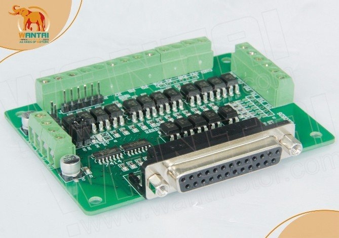DB25 Breakout board New