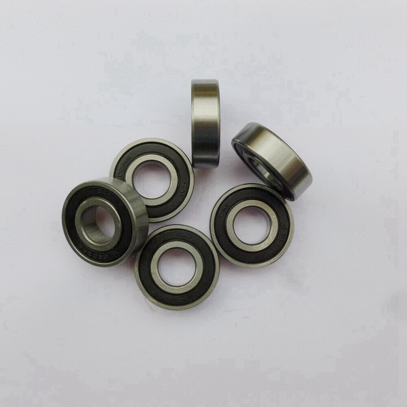 100pcs/lot   609-2RS  609RS  609 2RS rubber sealed deep groove ball bearing  9*24*7 mm