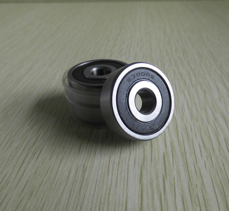 20pcs  6300-2RS 6300RS  rubber seal deep groove ball bearing 10*35*11 mm
