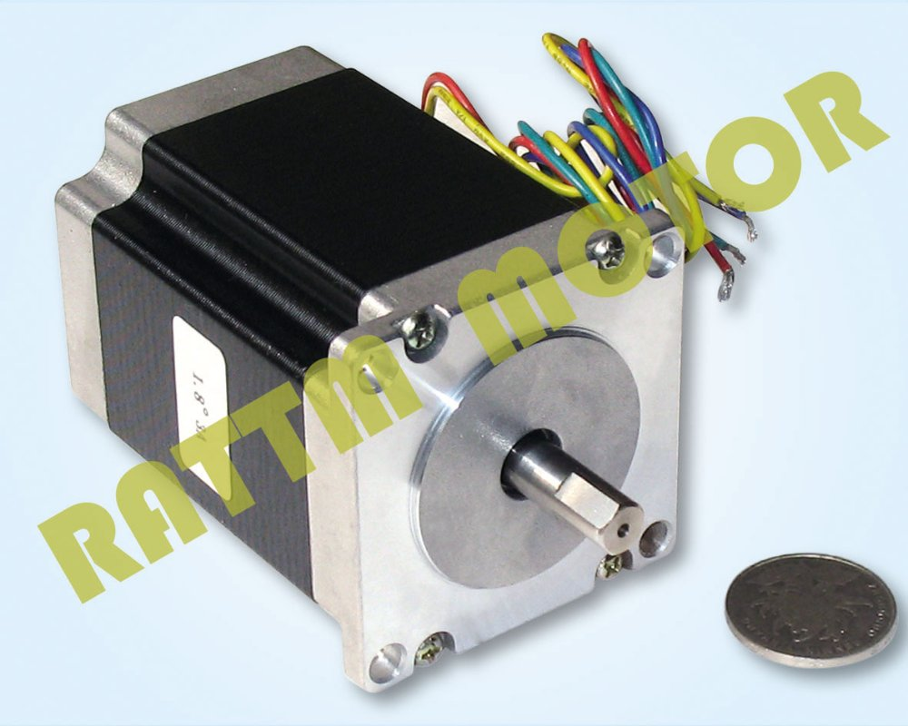 From DE & Free Tax!! 3 axis CNC kit 3 NEMA23 270 oz-in stepper motor&driver with 256 microstep and 4.5A current