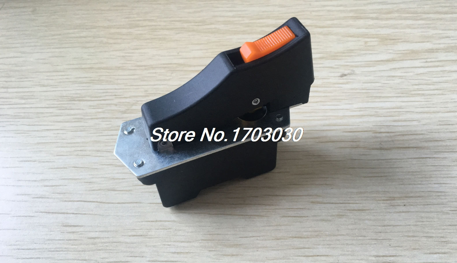 Cut off Machine off Lock Button Trigger Switch AC 250V 10A FB7-10/2W1