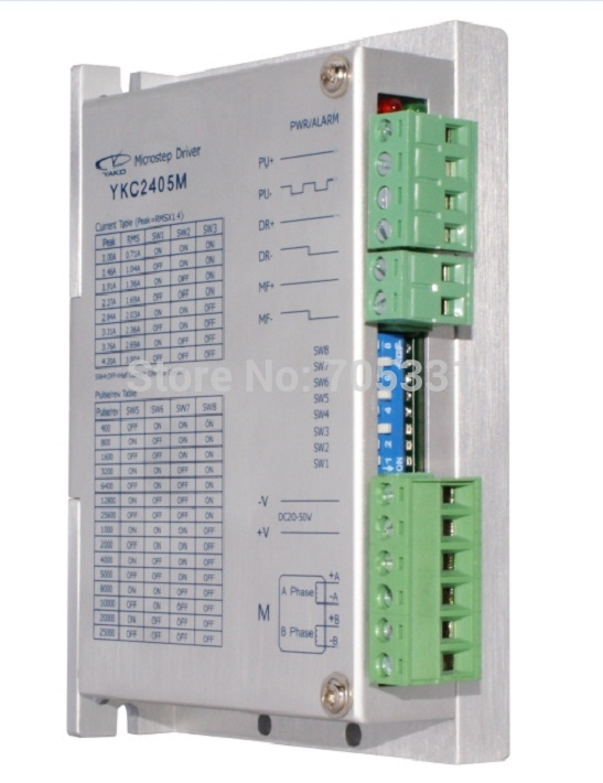 Original 2-phase CNC stepper motor driver YKC2405M