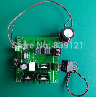 500 w 20 a dc motor drive, speed governor speed controller (positive &negative, take brake) can be PWM and analog input