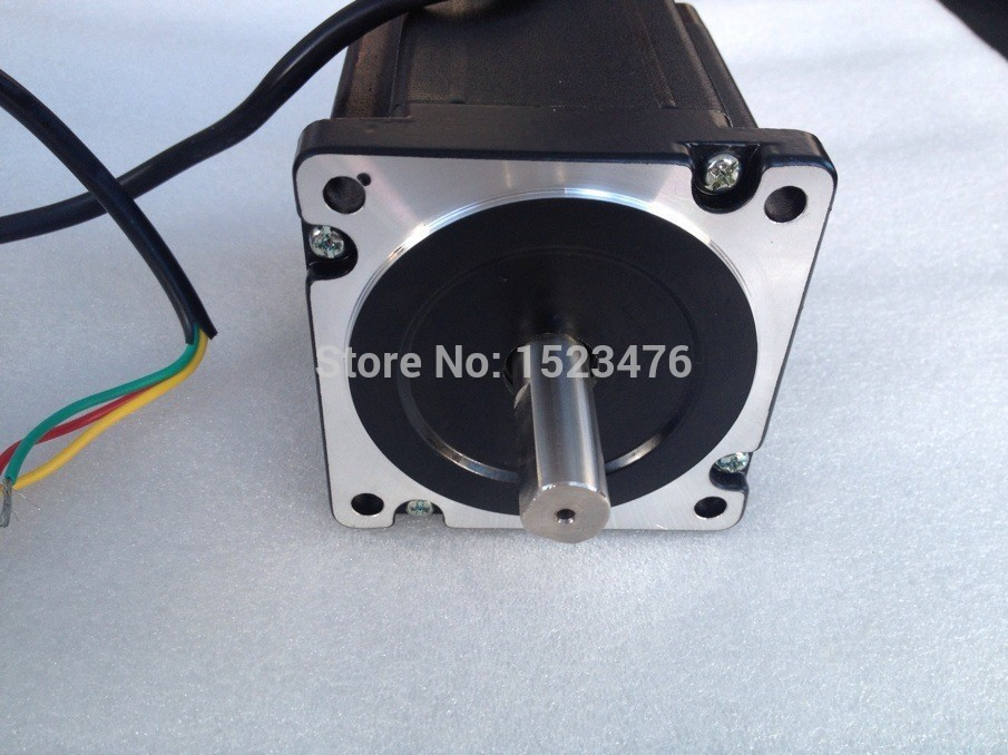5pcs  1.2 degree 86mm NEMA34 86H3P 3-phase hybrid stepping motor   Please Inquire Price!
