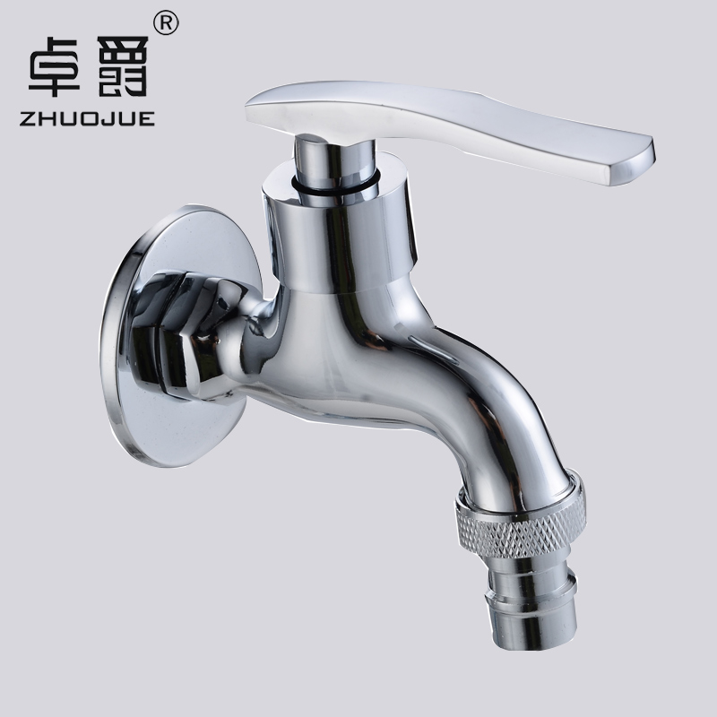"1/2"" Brand Brass Single Cold Faucet, Brass Mixer for Washing Machine, Washing Machine Bibcock, Single Cold Tap luminaire"