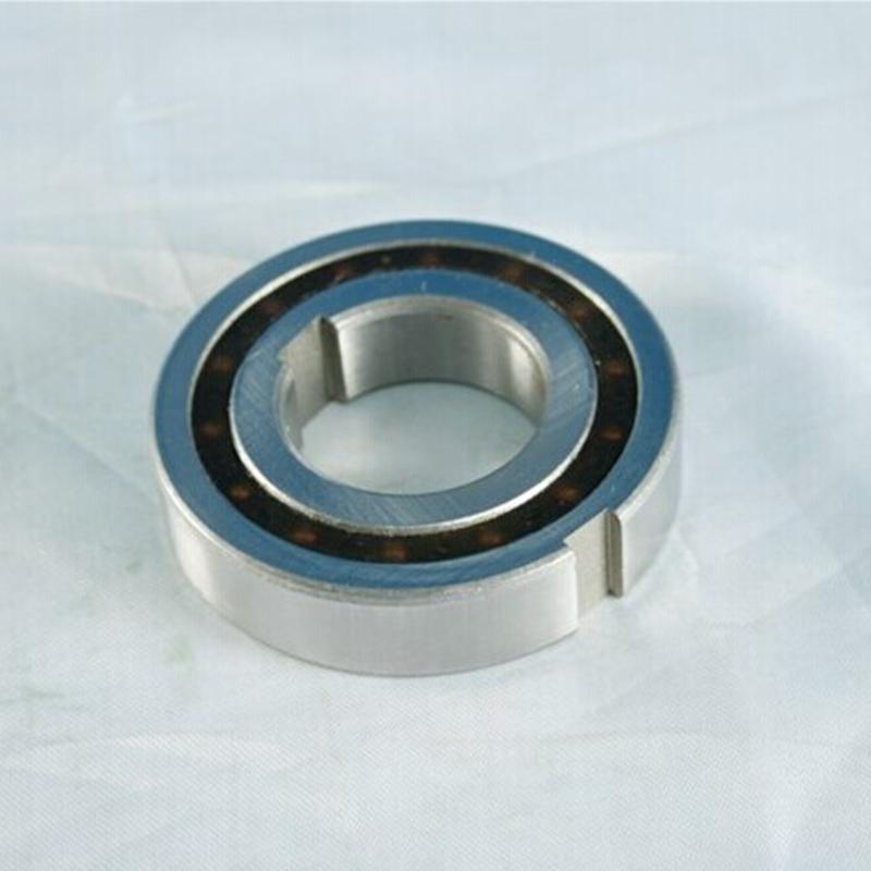 1pcs New CSK12PP 12*32*10mm One way Dual keyway Bearing
