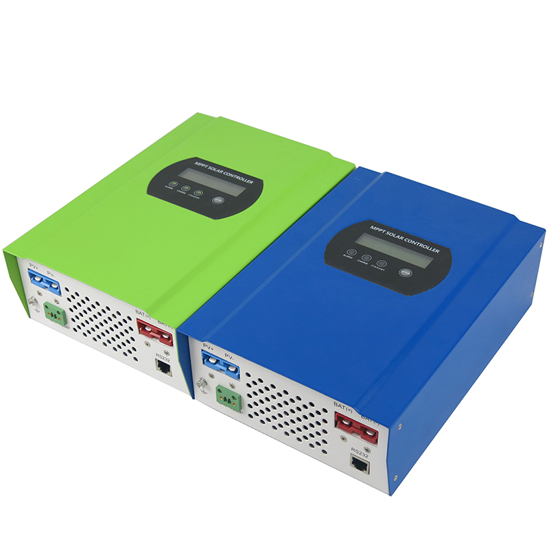 40A MPPT solar rechargeable battery charger controller for solar power system 12V 24V 48V auto work