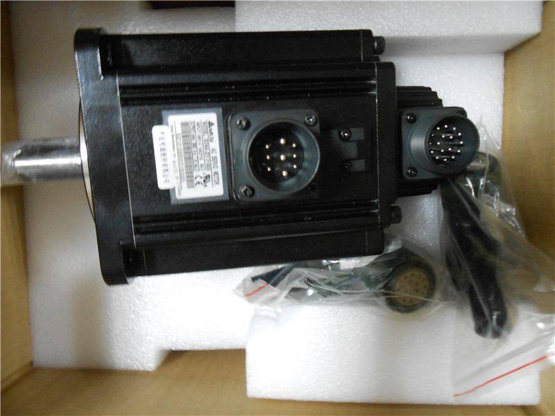 Delta Servo Motor 220V 2KW 9.55Nm 11A 130mm ECMA- E11320RS+ASD-A2-2023-F with 3M Cable
