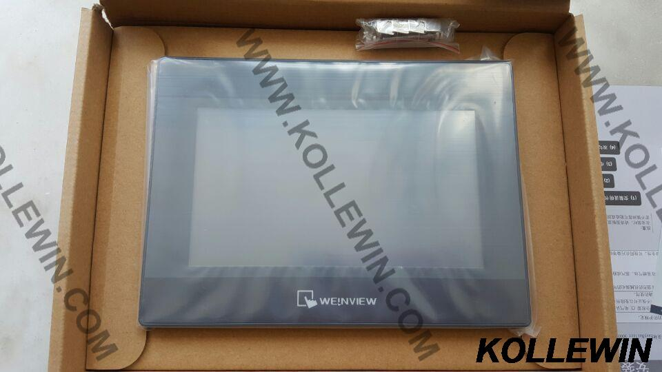 MT6071IP Original WEINVIEW Weintek HMI, NEW 7'' 800X480 TFT Touch Panel ,COM2,RS485 replace  MT6070iH, MT6070iH5