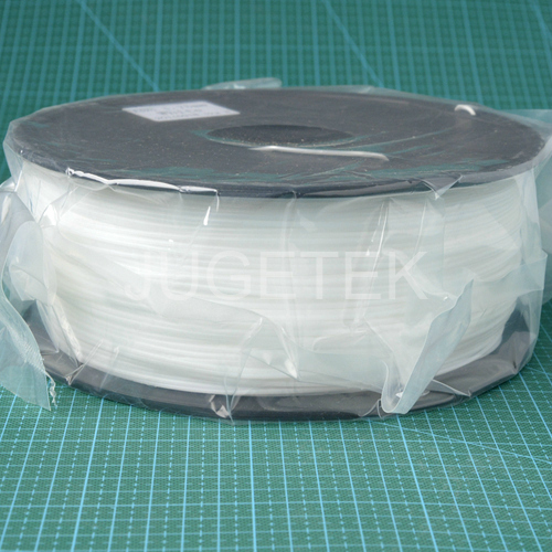 ABS Filament 1.75 in White color 1kg