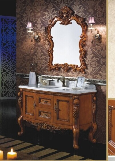 classical bathroom vanity with high quality