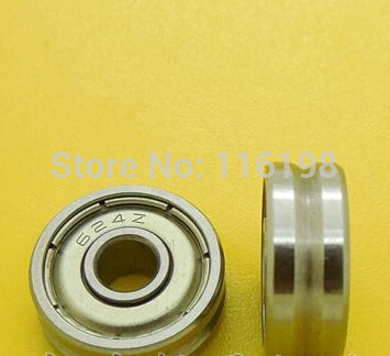 1pcs V625/90 V625ZZ V625 625V V groove deep groove ball bearing 5x16x5mm pulley bearing