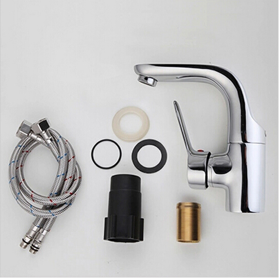 BECOLA modern washbasin design Bathroom faucet mixer waterfall Hot and Cold Water taps for basin of bathroom F-6136
