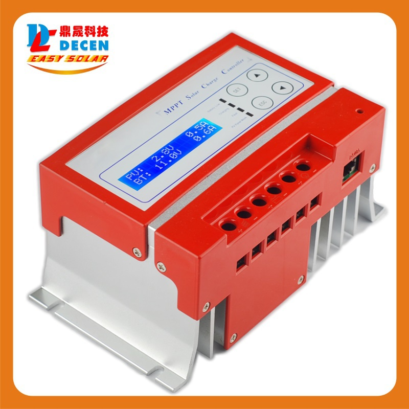 MAYLAR@ 100% Real MPPT Solar Charge  Controller MUSE1015, 10amps 12V 24V 150VDC Solar Panel Battery Charge Controller Regulators