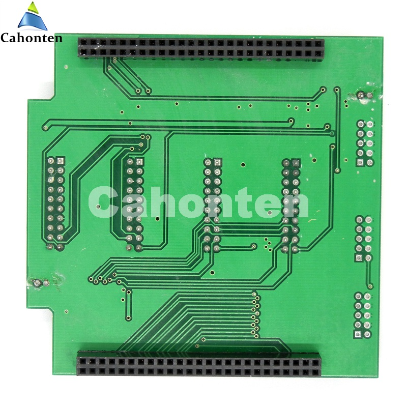 Hub73 LED control card Conversion Card  Adapter with 4*hub73 port output 20pin