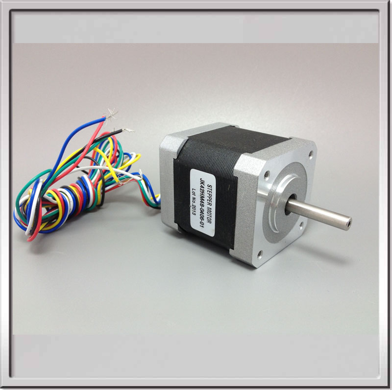 3pcs bipolar stepper motor 0.9 degree 42mm with 6-wire 2 Phase ...