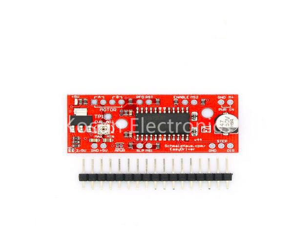 A3967 Stepper Motor Driver Board Compatible EasyDriver Brand New